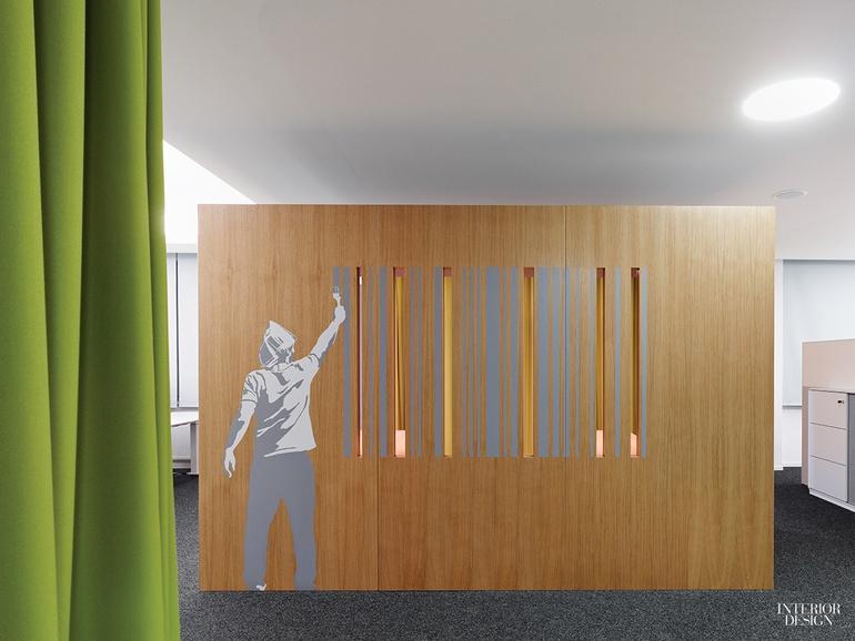 软件公司总部办公室设计:德国思爱普