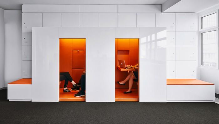 国际管理咨询公司办公室设计:柏林Bikini