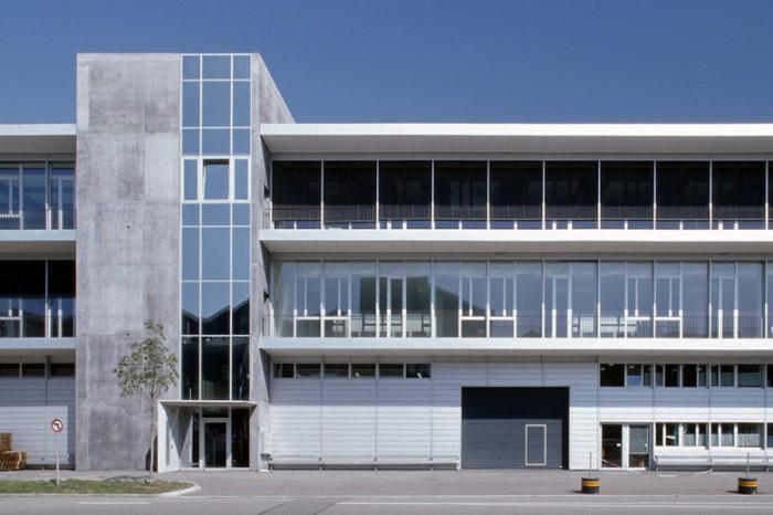 手机制造商总部办公室设计:Volketswil商业大厦